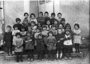Ecoliers en 1928